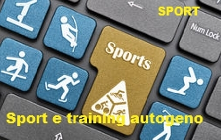 Sport e training autogeno