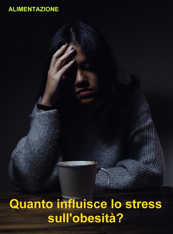 Stress e obesità