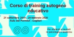 corso di training autogeno educativo